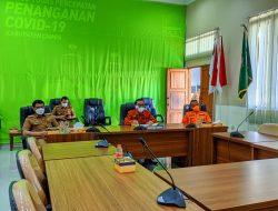 Antisipasi Potensi Bahaya Banjir di Musim Penghujan, Pemkab Ciamis Ikuti Rakor Tingkat Provinsi Jawa Barat