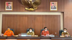 Tindaklanjuti Arahan Menko Marves Terkait PPKM, Wabup Yana Gelar Rakor Tingkat Kabupaten