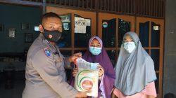 Terdampak PPKM Darurat Level 4, Polisi Bagikan 900 Paket Beras Di Wilayah Baleendah