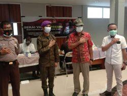 Sukseskan Program Vaksin, Yayasan Pondok Pesantren Alkamal Jakarta Gandeng Polri Perangi Covid 19
