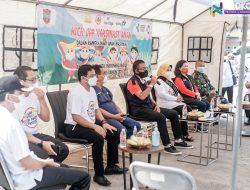 Bupati Ciamis Kick Off Vaksinasi Anak, Targetkan 300 Orang Divaksin dalam Sepekan