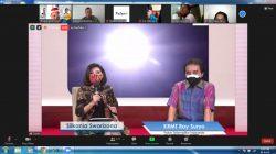 Ditjen IKP Kekominfo Bersama DPR RI Gelar Webinar Strategi Milenial Melawan Hoak