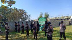 Lenyapkan Bahan Peledak Kadaluarsa, Unit Jibom Satbrimob Polda Jabar Lakukan Disposal