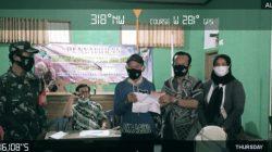 Sebanyak 96 KPM di Desa Girimukti Cisaga Mendapatkan Batuan BLT DD