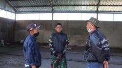 Sektor 22 Citarum Harum Meninjau Langsung Progres Pembangunan TPS3R Di Desa Pagerwangi Lembang