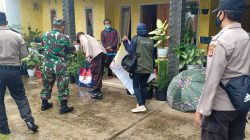 Polres Ciamis Terus Salurkan Bantuan Kemanusian Terhadap Masyarakat