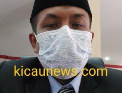 Solehudin Sampaikan Pandangan Umum Fraksi Kerja DPRD Pangandaran