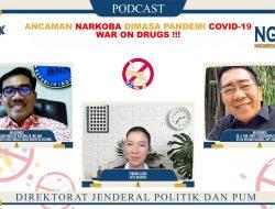 Podcast Episode 4, Dirjen Polpum Kemendagri Bahas Ancaman Narkoba dimasa Pandemi Covid 19