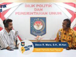 Bicara Nasionalisme, Podcast NGOPI Dirjen Polpum Kemendagri Hadirkan Putra Daerah Papua