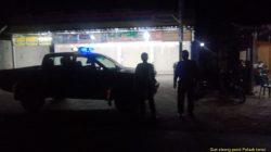 Kegiatan Patroli Strong Point Wiralodra Antisipasi Kejahatan C-3 Anggota Polsek Terisi