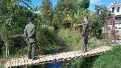 Sektor 22 Citarum Harum Sub 16, Melakukan Patroli Sungai