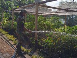 Sektor 22 Citarum Harum Sub 15 Pembibitan, Rutin Lakukan Perawatan Pohon
