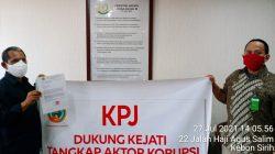 Koalisi Peduli Jakarta Ucapkan Selamat Bertugas Kepada Kajati DKI Jakarta Febrie Adriansyah Yang Telah Resmi Dilantik.
