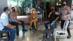Kunjungi Gerai Vaksin Presisi TDA Luxury Toys, Kapolres Metro Jakarta Selatan Mengajak Warga Ikut Vaksin