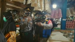 Pasar Tradisional Terus Diawasi Secara Ketat Oleh Kapolsek Margaasih