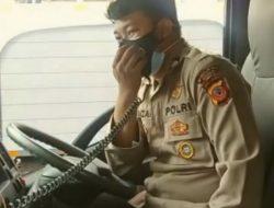 Sat Binmas Polres Cimahi Melaksanakan Kegiatan Public Address