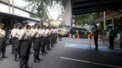 Kapolsek Kebayoran Lama Terima Kunjungan Siswa Diktuk Bintara Polwan Angkatan ke-50 T.A 2021