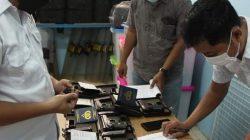 POLDA Metro Jaya Sambangi Rutan Cipinang, Lakukan Pengecekan Senjata