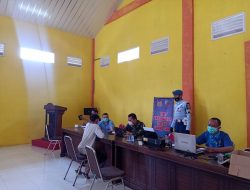 Vaksinasi Masih Berlanjut Di Kecamatan Blang Bintang Aceh Besar
