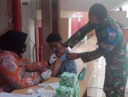 Panitia Satgas Pengendalian Covid-19 Aceh kembali gelar Serbuan Vaksinasi di Banda Aceh Convention Hall