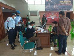 Panitia Satgas Pengendalian Covid-19 Aceh Masih Mengelar Serbuan Vaksinasi Di Banda Aceh Convention Hall