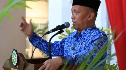 3 Pesan Rektor UIN Sunan Gunung Djati Bandung pada Upacara Penghormatan Bendera Merah Putih dan Doa