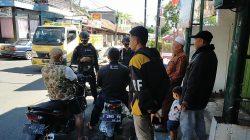 Patroli Dialogis Brimob Polda Jabar Mencegah Dan Menekan Laju Penyebaran Virus Covid-19