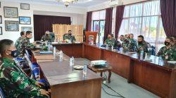 Entry Briefing Dalam Rangka Wasrikkap Itkoopsau I TA.2021 Di Lanud SIM