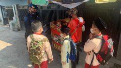 Brimob Jabar Himbau Kalangan Remaja Agar Menjaga Protokol Kesehatan