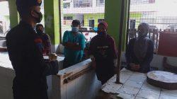 Brimob Jabar Patroli Rutin Melaksanakan Sambang Ke Pasar Gunungsari Kota Cirebon