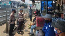 Brimob Jabar Lakukan Sambang Warga, Himbau Agar Senantiasa Menerapkan Protokoler Kesehatan Di Masa Pandemi