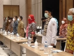 Pembinaan Pelaksanaan Penanganan Dan Penindakan Pelanggaran Menuju Pemilu Serentak Di Gelar Bawaslu DKI Jakarta