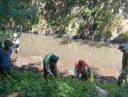Sektor 22 Citarum Harum Sub 8, Bersihkan Sungai Cikapundung