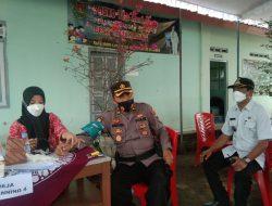 DPC Projo Bersama Polres Magelang Adakan Suntik Vaksin Massal
