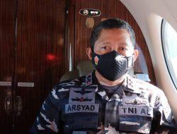 Terbang di Atas Laut Natuna Utara, Pangkoarmada I Memastikan 4 Kapal Perang RI Ada Disana