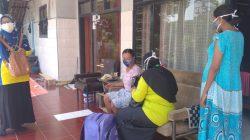 Sebanyak 6 ODGJ Masyarakat Desa Karyamulya Cisaga Mendapatkan Suntik Vaksin