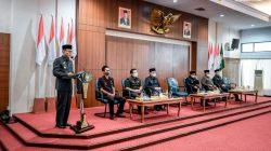Bupati Ciamis Sampaikan Penjelasan Raperda Perubahan APBD Tahun 2021