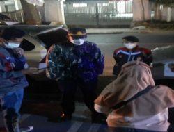 Kapolsek Cikalongwetan Intruksikan Anggotanya Untuk Intens Melakukan Patroli Malam