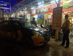 Operasi Yustisi Malam Intens Dilaksanakan Jajaran Polres Cimahi