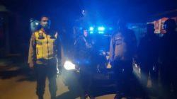 Kasat Samapta Polres Cimahi Rutin Gelar Patroli Blue Light