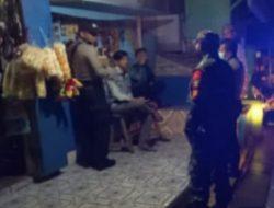 Anggota Polsek Cimahi Selatan Tingkatkan Patroli Malam