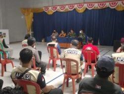 Rakor Percepatan Vaksinasi Dilaksanakan di Wilayah Sindangkerta Kabupaten Bandung Barat