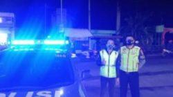 Kapolsek Cikalongwetan Gelar Patroli Malam Tingkatkan Pengawasan Prokes