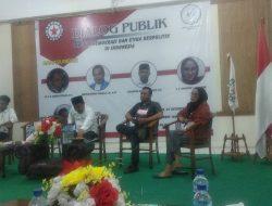 """Dialog Publik """"Darurat Demokrasi dan Etika Berpolitik di Indonesia"""""""