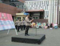 Rangkaian HUT TNI ke 76, Alumni AKABRI '89 Gelar Bansos Di Karawang Dimasa PPKM