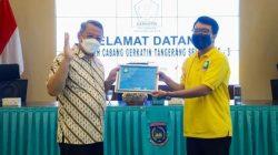 Wali Kota Tangerang Selatan Berikan dukungan Terhadap Kegiatan Gerakan Untuk Kesejahteraan Tunarungu Indonesia