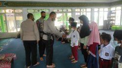 """Peringati Maulid Nabi Muhammad, Brimob Jabar Bagi"""" Santunan Kepada Anak Yatim"""