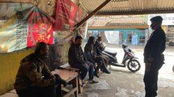 Pangkalan Ojek Lembang Jadi Sasaran Patroli Anggota Brimob Jabar
