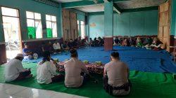 Sambangi Ketua Komunitas dan Ormas Islam, Kapolsek Pacet Berikan Himbauan Protokol Kesehatan