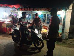 Pengetatan Prokes Terus Dijalankan, Anggota Polsek Cikedung Polres Indramayu Polda Jabar